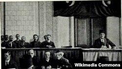 Azərbaycan parlamenti. 1918