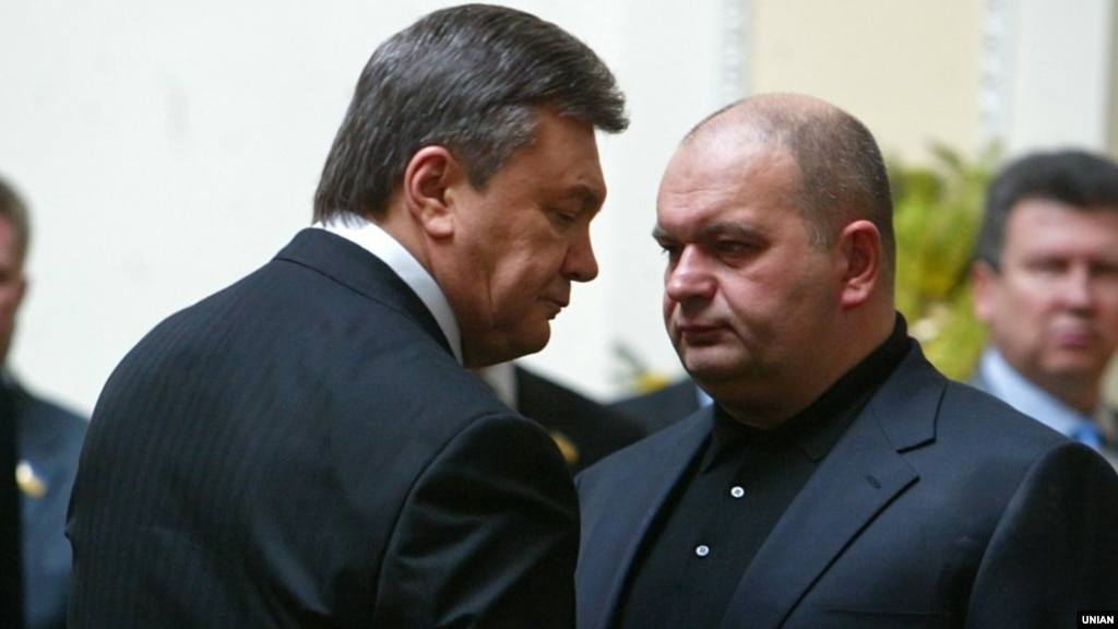 Viktor Yanukovych Family Former Ukrainian Official On