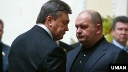 Віктор Янукович та Микола Злочевський. Архівне фото