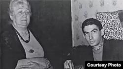 Анна Ахматова, Соломон Волков. 1965