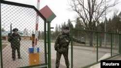 Акс аз марзи Беларус бо Полша