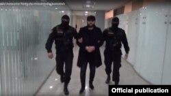 Narek Sarkisyan Çexiyadan Ermənistana ekstradisiya olunur, 21 dekabr, 2019-cu il