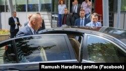 Рамуш Харадінай оголосив про свою відставку 19 липня, заявивши, що не хоче, «щоб його допитували як лідера країни»
