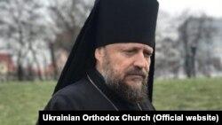 Єпископ Макарівський УПЦ (МП) і намісник так званого «Десятинного монастиря» Гедеон, в миру Юрій Харон