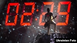 Виступ гурту О.Тorvald, перемжця національного відбору на «Євробачення-2017». Київ, 26 лютого 2017 року