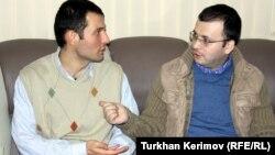 Adnan Hacızadə və Emin Milli