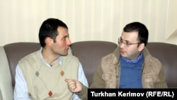 Adnan Hacızadə və Emin Milli bu dəfə azadlıqda görüşürlər -19 noyabr 2010