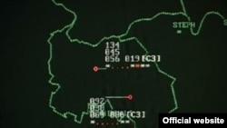 Москва подтвердила, что грузинским картам можно доверять. Четыре самолета ВВС РФ в небе над Цхинвали