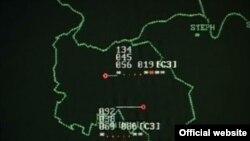 Веселые картинки с радара МО Грузии