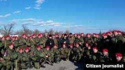 Военные полицейские в Ханкале (архив)