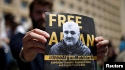 Дело азербайджанского журналиста с самого начало вызвало широкий общественный резонанс в Грузии