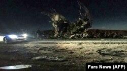 محل حمله اخیر در ایران