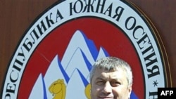 """Eduard Kokoity says South Ossetia is """"grateful"""" to Russia, but intends to maintain its independence."""