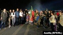 Татары Канады, собравшиеся на мероприятие