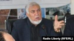آرشیف، خان جان الکوزی معاون اتاق تجارت و صنایع افغانستان