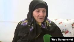 """Мадина Алиева (скриншот с ЧГТРК """"Грозный"""")"""