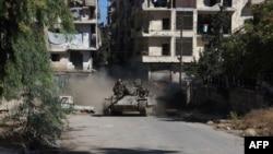 Lagja Suleiman al-Halabi në Alepo