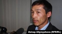 Султан Каназаров, заведующий отделом информационной политики правительства Кыргызстана.