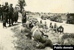 Prizonieri sovietici, anul 1941