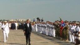 Președintele Klaus Iohannis la Ziua Marinei