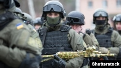 Бійці Нацгвардії України