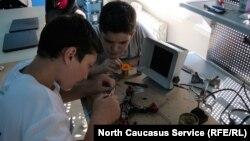 Юные изобретатели Северной Осетии, 17 января 2020 г.
