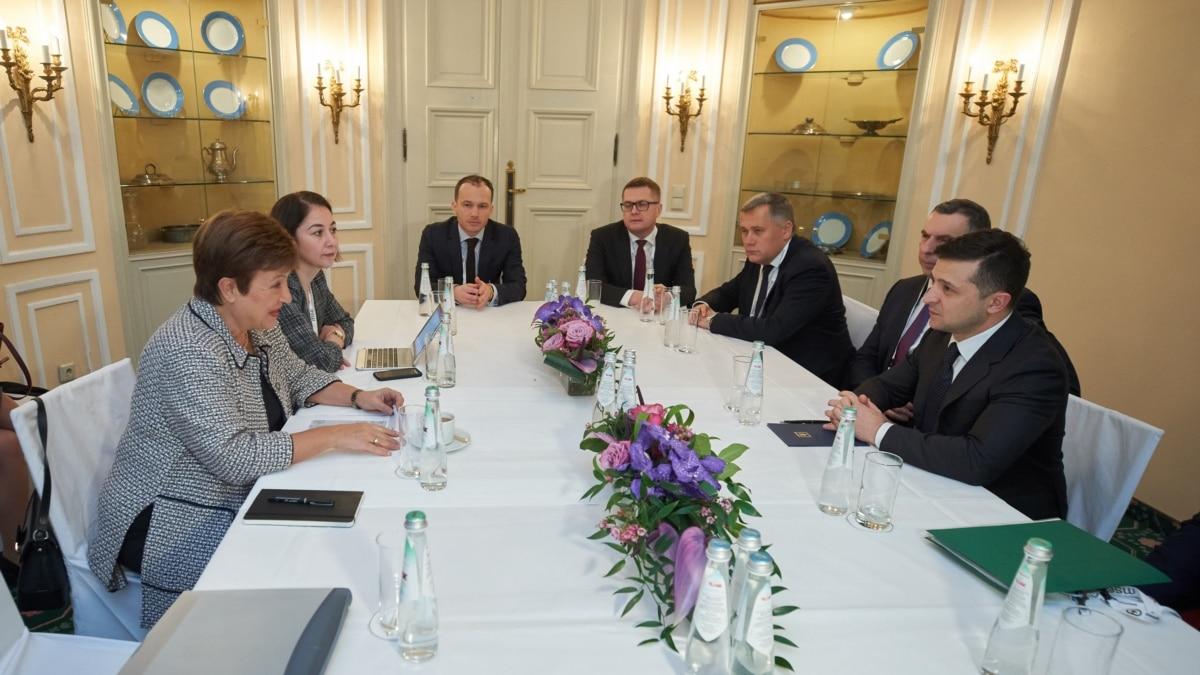 МВФ согласен предоставить Украине «больше ресурсов», но есть условия
