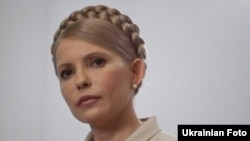 Yulia Tymoshenko in a 2010 photo