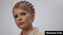 Yulia Tymoshenko (file photo)