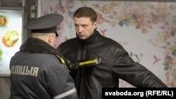 Пассажиры минского метро теперь досматриваются милицией