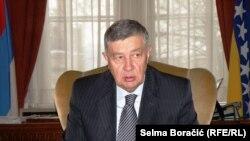 Nebojša Radmanović u razgovoru za RSE