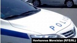 Ոստիկանության ավտոմեքենա, արխիվ