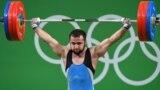Нижат Рахимов Рио олимпиадасында. 2016 жылдың тамызы.