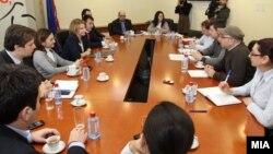 Преговори меѓу владата и ЗНМ, 2012.