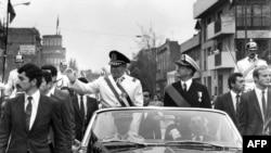 General Augusto Pinochet, 1973
