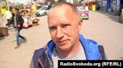 Житель окупованого Донецька