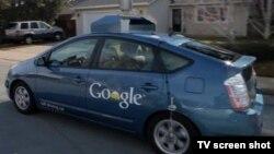 """""""Google"""" ın gözdən əlillər üçün təqdim etdiyi özü idarə olunan maşın"""