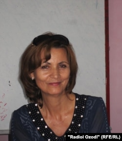 Санавбар Имомназарова