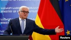 Голова ОБСЄ, міністр закордонних справ Німеччини Франк-Вальтер Штайнмаєр