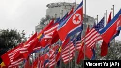Վիետնամը պատրաստվում է Թրամփ - Կիմ հանդիպմանը: Հանոյ, 25 փետրվարի, 2019թ.