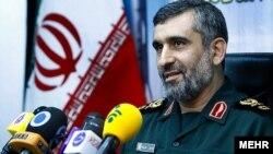 امیرعلی حاجیزاده، فرمانده نیروی هوافضای سپاه پاسداران، میگوید اجرای فناوریهای پهپاد آمریکایی زمان میبرد.