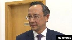 Министр иностранных дел Казахстана Кайрат Абдрахманов.