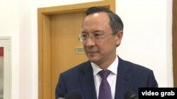 Қазақстанның сыртқы істер министрі Қайрат Әбдірахманов