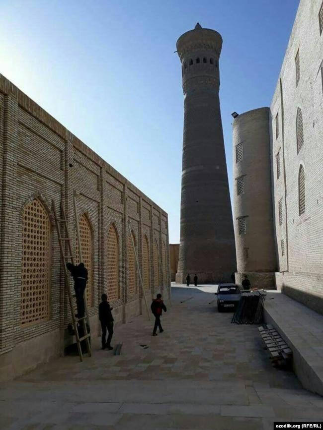 Мир Араб мадрасаси