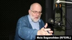Медиаэксперт и журналист Звиад Коридзе