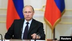 ولاديمير پوتين، رئيس جمهوری روسيه