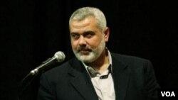اسماعیل هنیه، رئیس تازهمنتخب دفتر سیاسی حماس