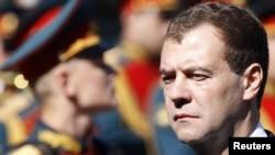 Președintele Dmitry Medvedev