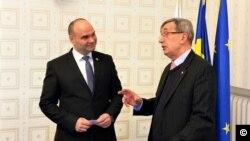 Presedintele AEP la întâlnirea cu ambasadorul Rusiei, Valery Kuzmin