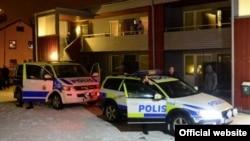 Швеция полициясы. (Көрнекі сурет.)